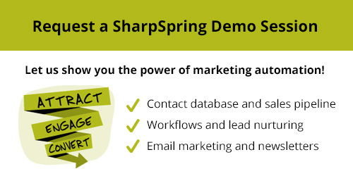 Request a Marketing Automation Demonstration