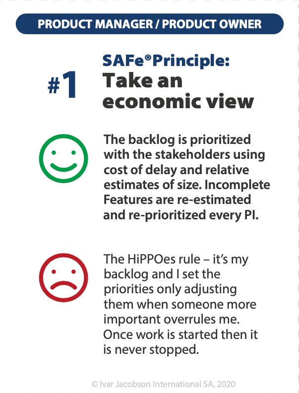 Product Managers Principle #01 Back