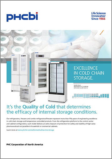 Excellence in Cold Chain Storage