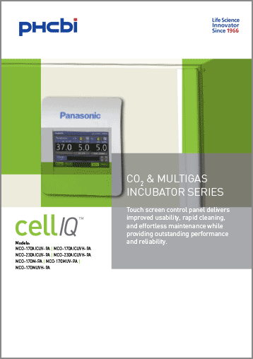 Cell-IQ Series Brochure