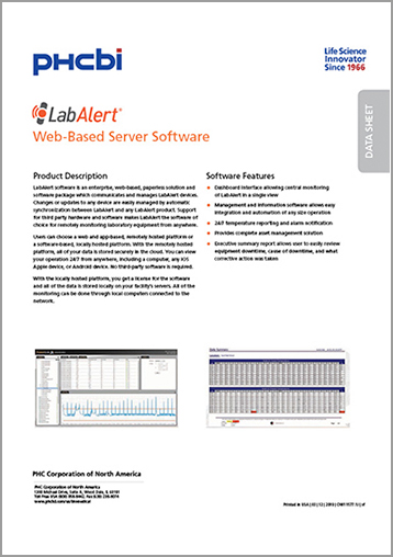 Web-Based Server Software