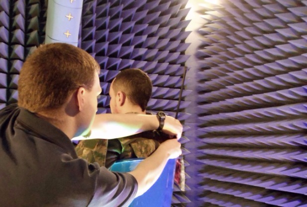 Qualification Capabilities - Testing Human Interaction Effects on Body-Worn Antenna