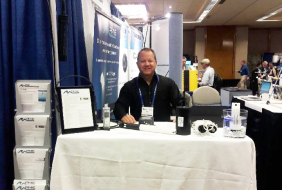 Greg Kyle from PME attended the OCEANS show in Monterey