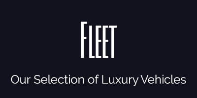 Fleet  Our Selection of Luxury Vehicles